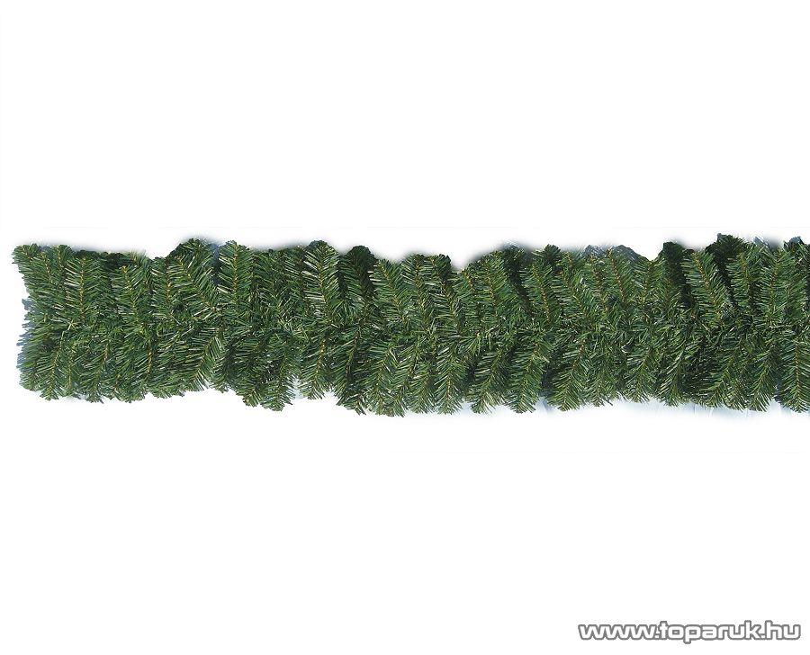 Kanadai fenyő girland, 270 cm x 25 cm
