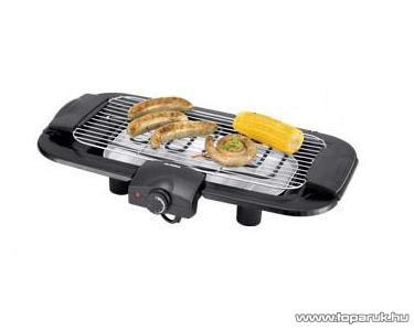 Tarrington House TG-2100 Asztali elektromos grill - készlethiány