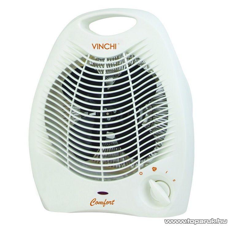 Vinchi FH001 Elektromos hősugárzó (fűtőventilátor) 2000W - készlethiány