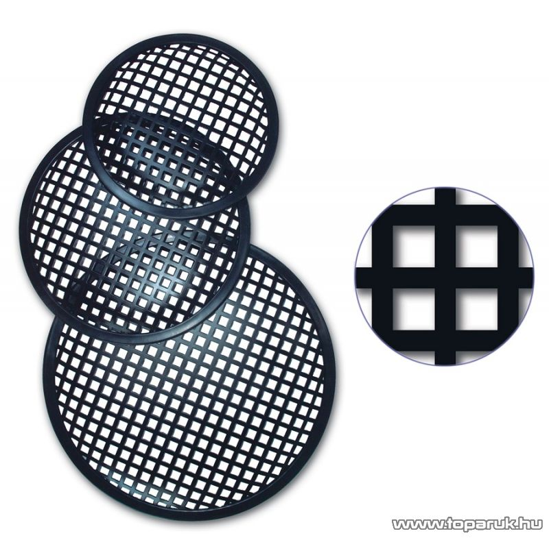 SAL G 20 Hangszórórács, 200 mm, 2 db / csomag
