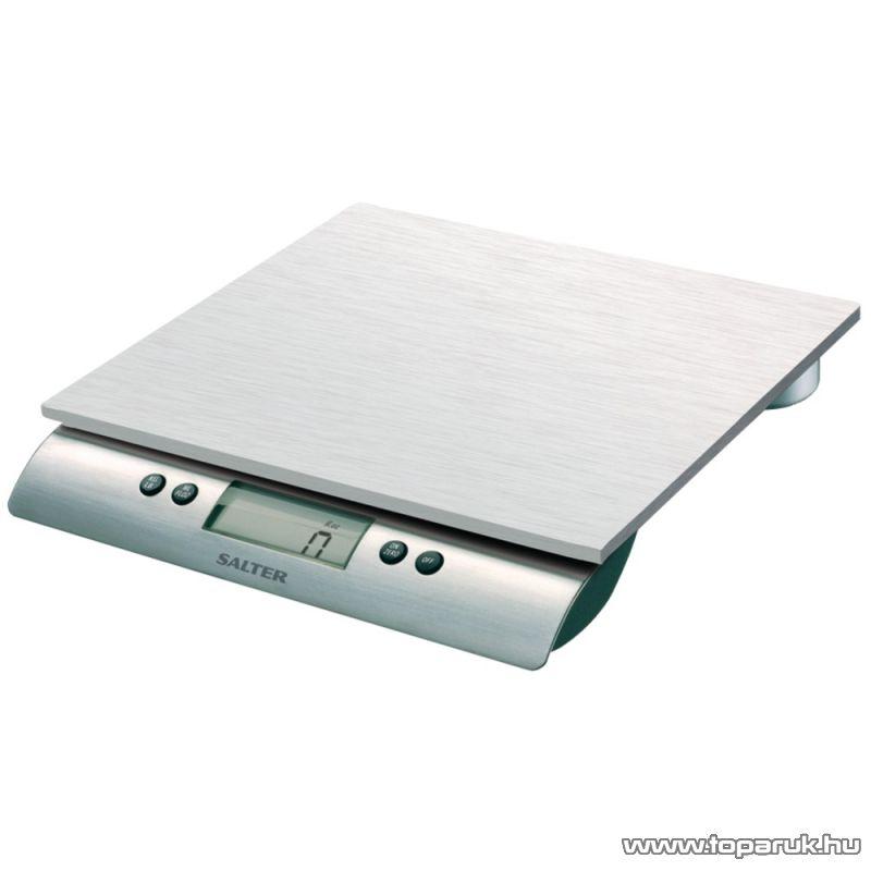 Salter 3013 Konyhai mérleg 10 kg-os méréshatárral, 15 év garanciával