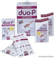 Sebo DUO-P Száraz szőnyeg tisztító vegyszer, 5 kg (466)
