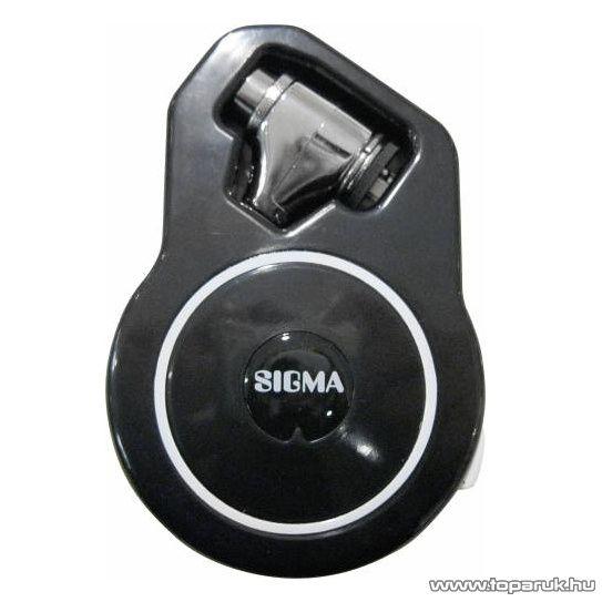 Sigma SCL10 Notebook kábelzár, notebook zár 2 db kulccsal