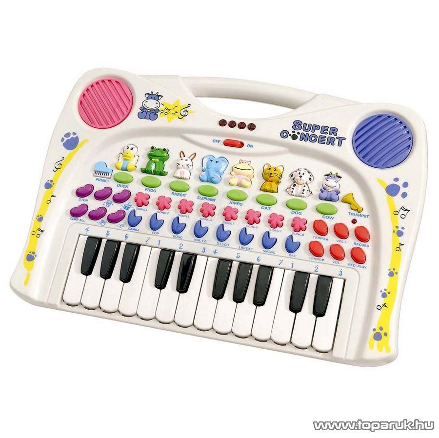 Simba My Music World (MMW) Állathang piano, szintetizátor (106833600) - készlethiány