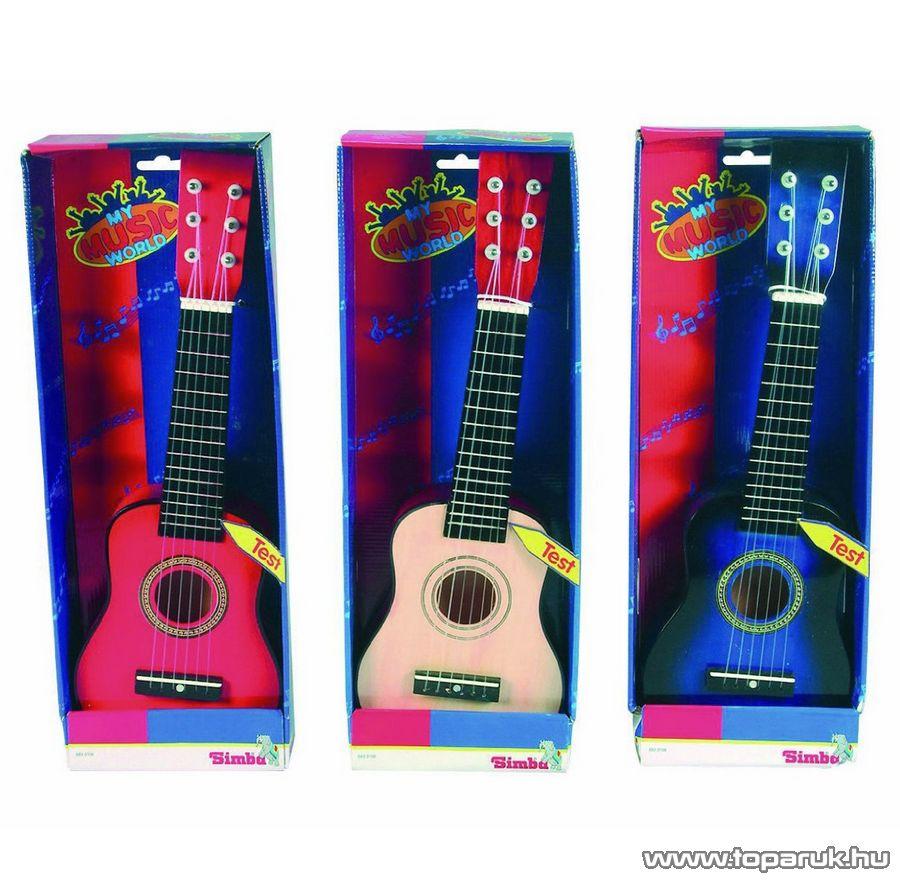 Simba My Music World (MMW) Fa gitár, 3 féle (106833108) - készlethiány