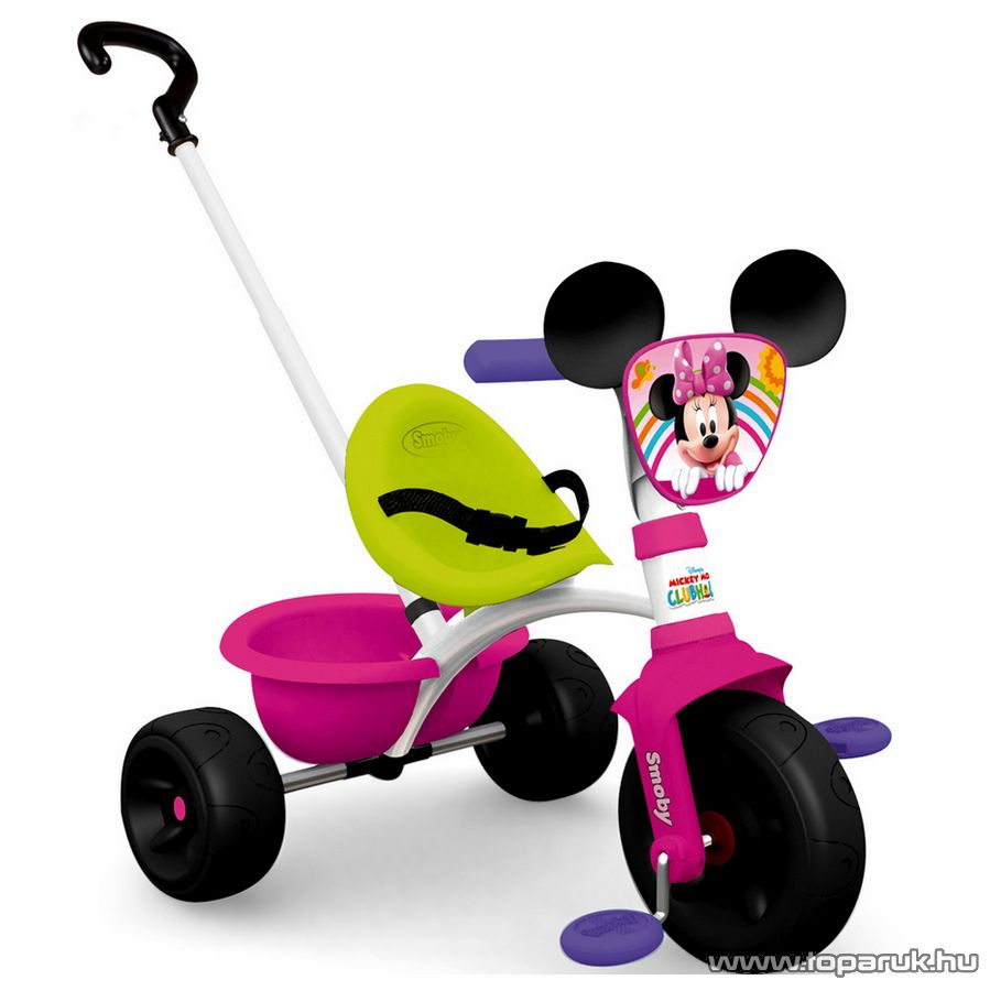 Smoby Be Move Minnie egér tricikli (7600444117) - készlethiány