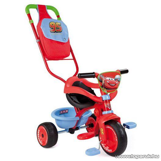 Smoby Be Move confort Verdák tricikli (7600444178) - Megszűnt termék: 2014. November