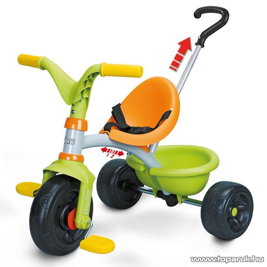 Smoby Be Move tricikli - unisex (7600444176) - Megszűnt termék: 2016. Április