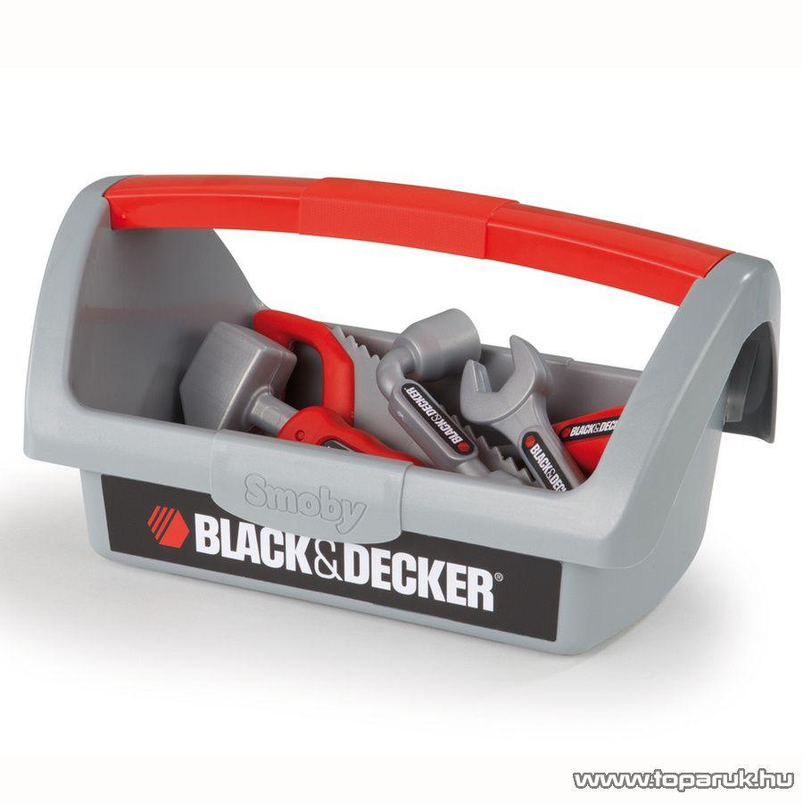Smoby Black & Decker (B&D) Szerszámosláda (7600500245)