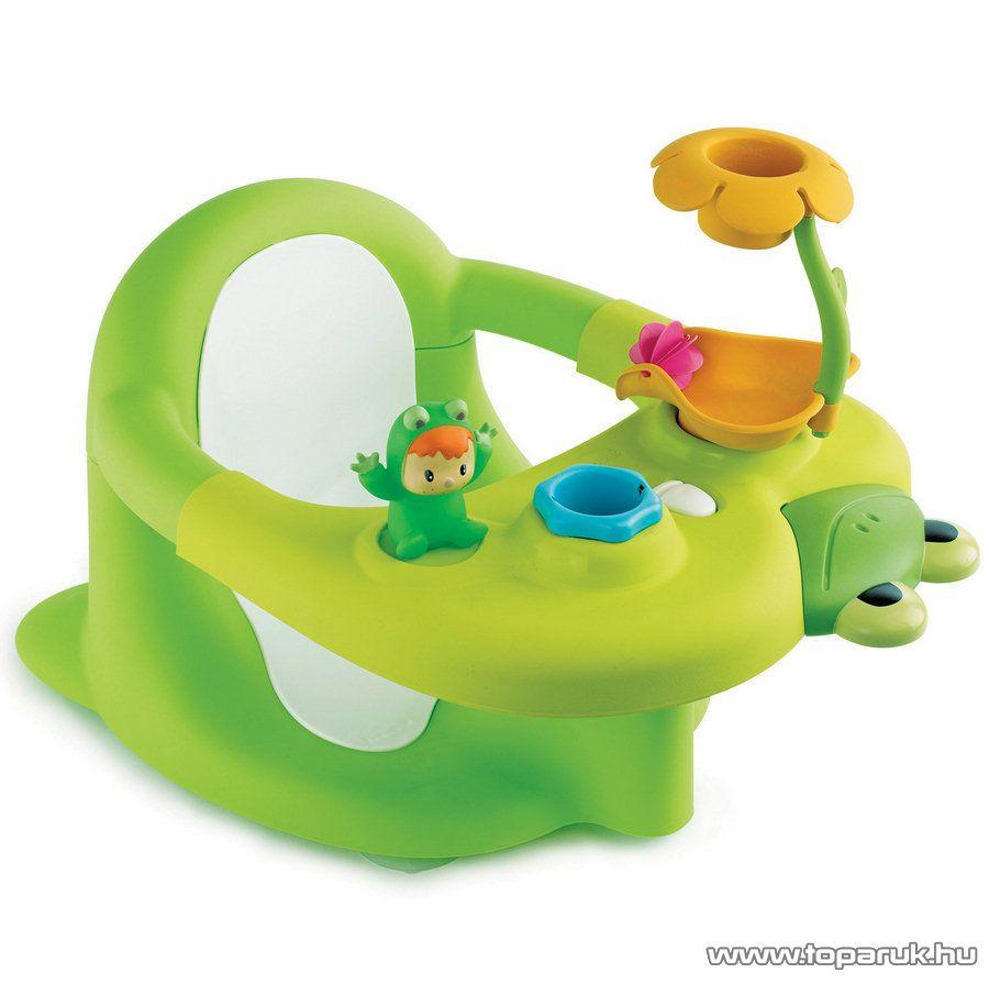 Smoby Cotoons Fürdető szék, 2 féle szín! (7600211076) - készlethiány