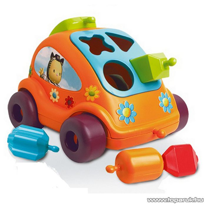 Smoby Cotoons Kulcsos autó (7600212218)