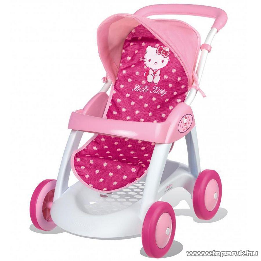 Smoby Hello Kitty Pop ülő babakocsi (7600510134)