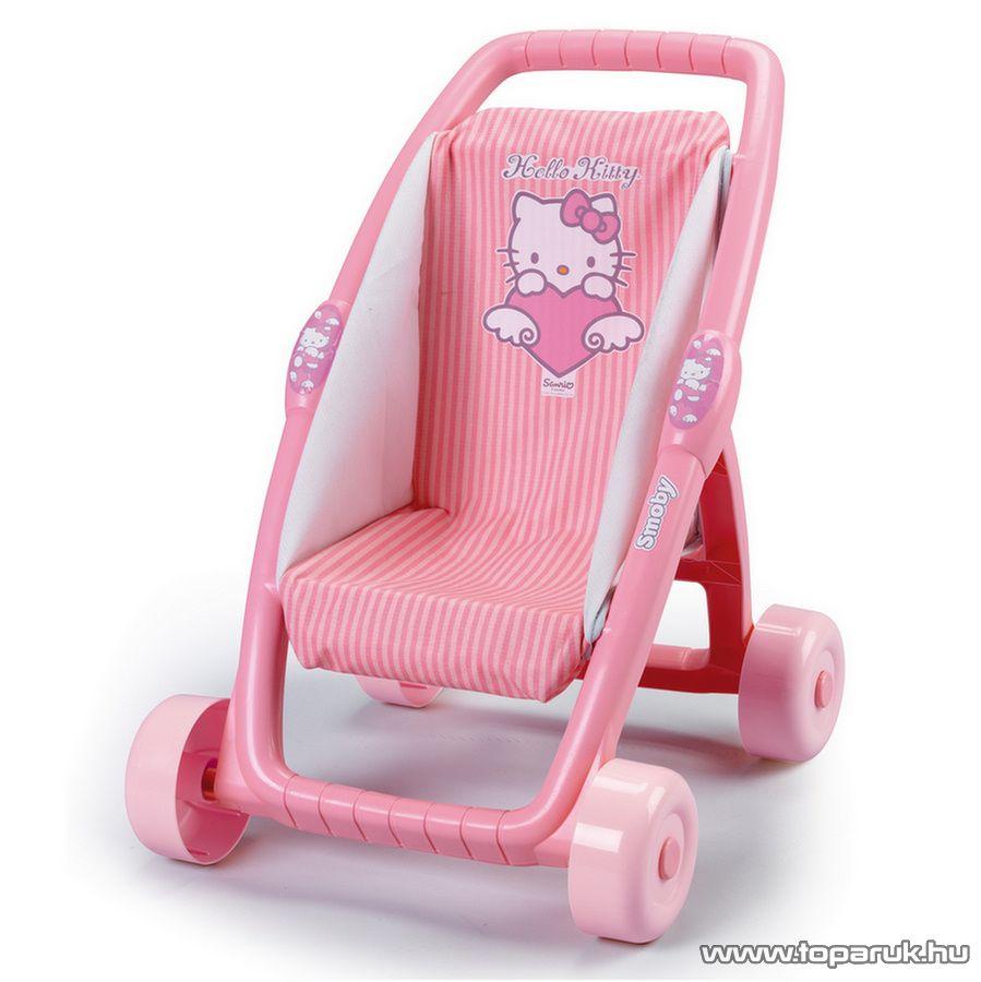 Smoby Hello Kitty Alap babakocsi (7600513832)
