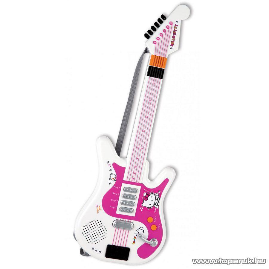 Smoby Hello Kitty elektronikus gitár (7600027297) - Megszűnt termék: 2015. November