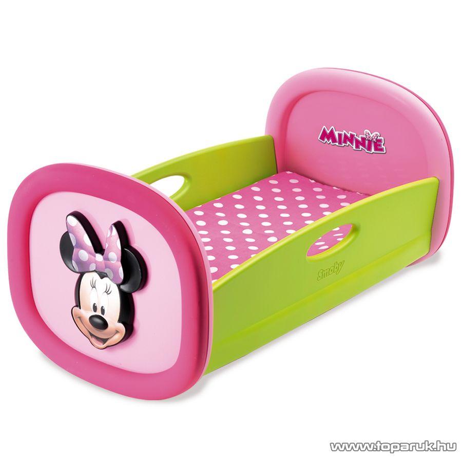 Smoby Minnie Egér babaágy, bölcső (7600024208) - készlethiány