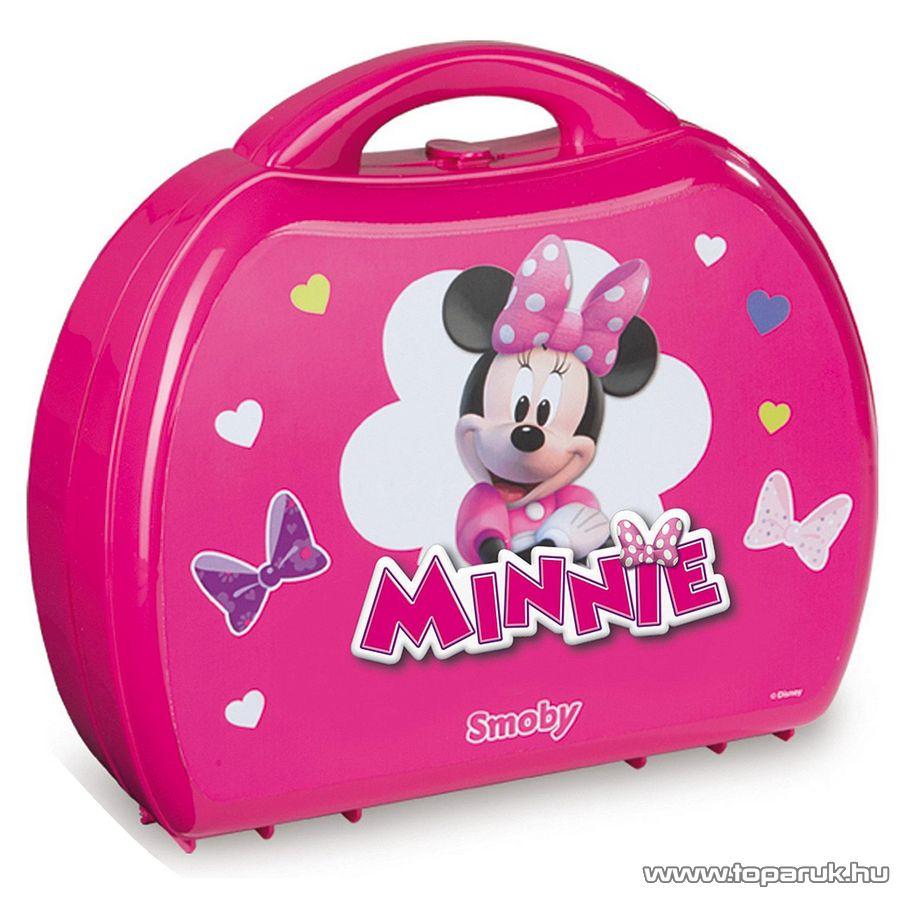 Smoby Minnie Egér utazó konyha (7600024066) - készlethiány