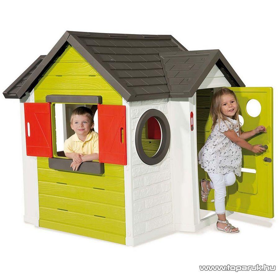 Smoby Modern kerti házikó, játszóház (7600310228)