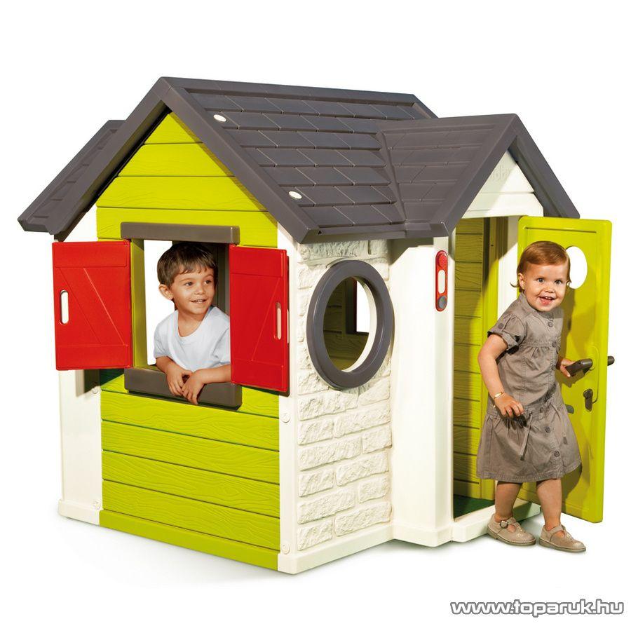Smoby Modern kerti házikó, játszóház (7600310140) - Megszűnt termék: 2015. Február