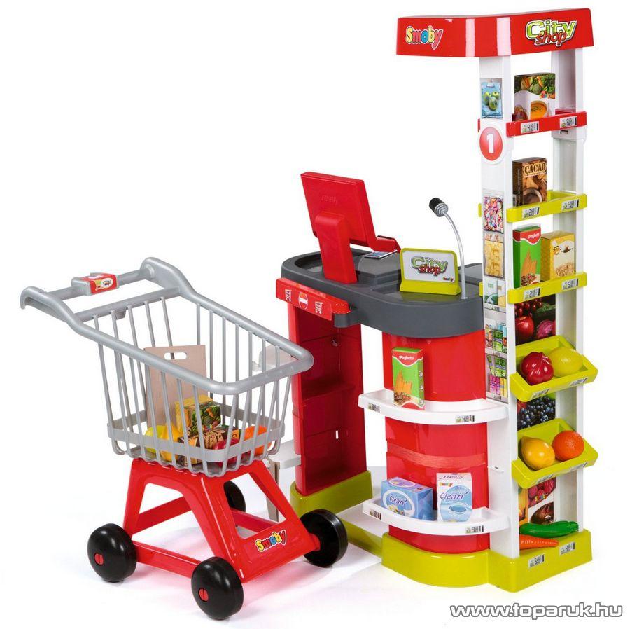 Smoby SuperStore piac (7600024187) - készlethiány