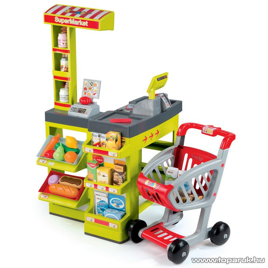 Smoby Szupermarket (Supermarket) 2014 (7600024045) - Megszűnt termék: 2015. November