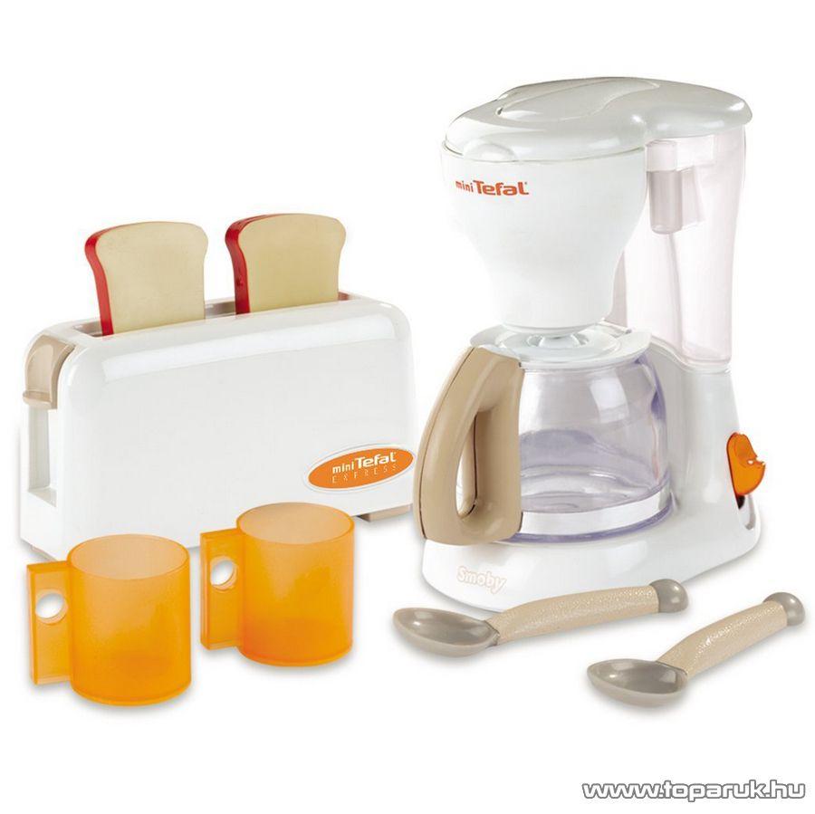 Smoby Tefal reggeliző szett (7600024550)