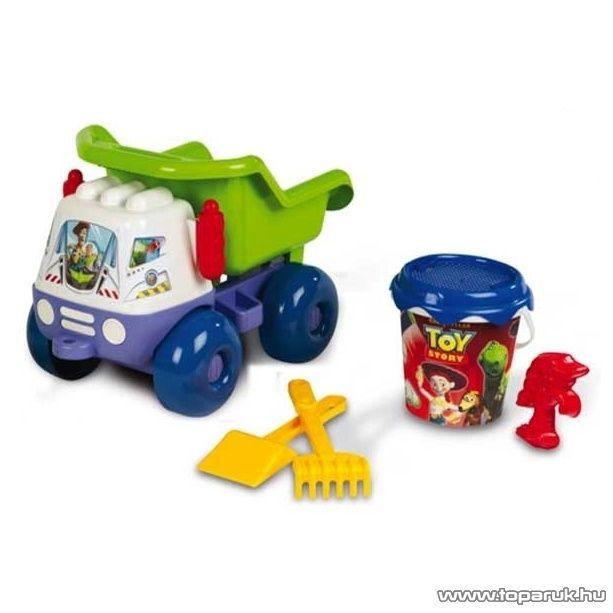 Smoby Toy Story homokozó és dömper (7600040064)