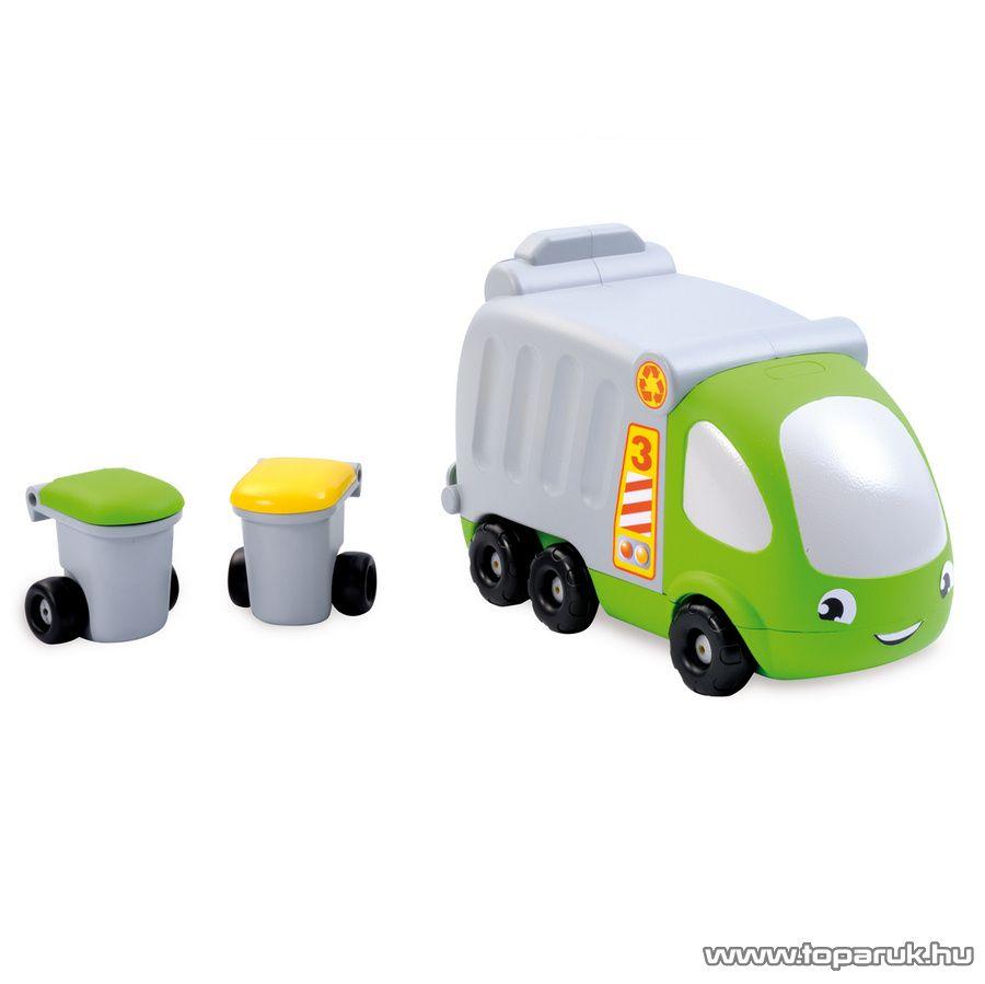 Smoby Vroom Planet VP Buborék szemetes kocsi, kukás autó (7600211289) - készlethiány