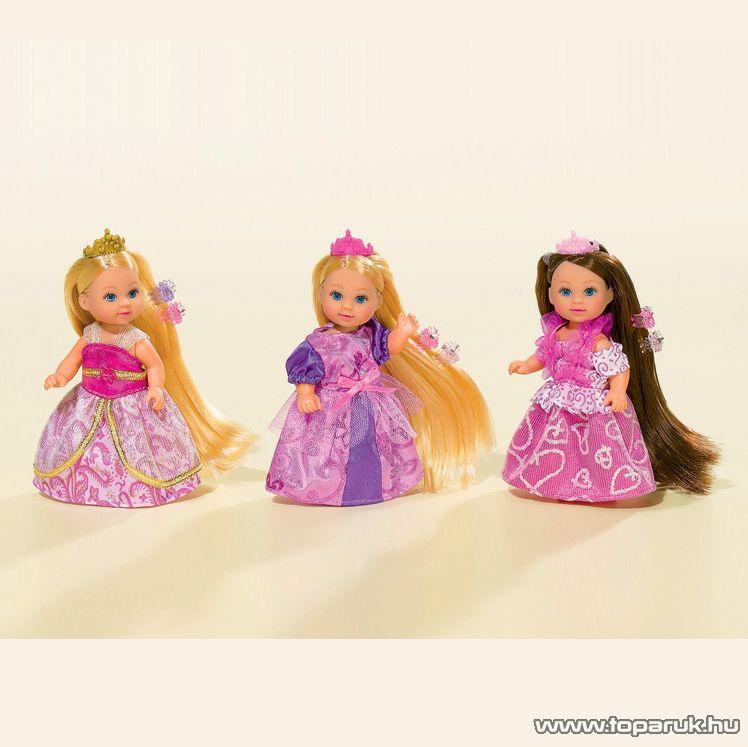 Steffi Love Évi baba Rapunzel hercegnő (105737057)