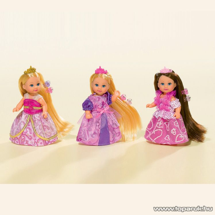 Steffi Love Évi baba Rapunzel hercegnő (105737057) - készlethiány