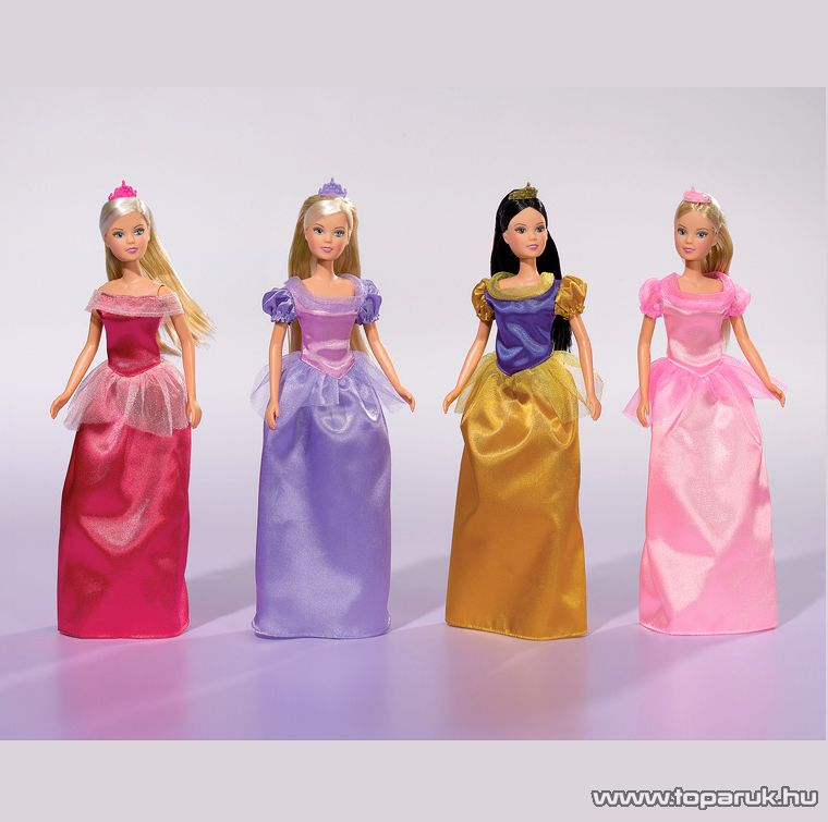 Steffi Love Mesés divatos hercegnő babák (105733399)