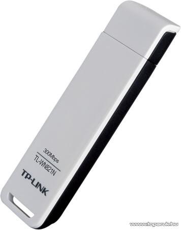 TP-LINK 721N USB Wifi (WLAN) hálózati adapter 150 Mbps (321G, 422G utódja) - megszűnt termék: 2015. szeptember