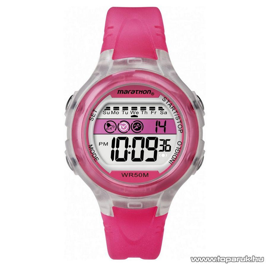 Timex T5K425 Marathon by Timex sport karóra, ajándék kuponnal