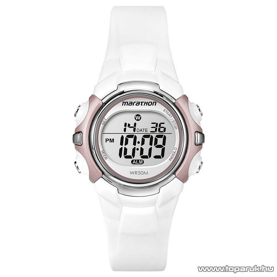 Timex T5K647 Marathon by Timex sport karóra, ajándék kuponnal