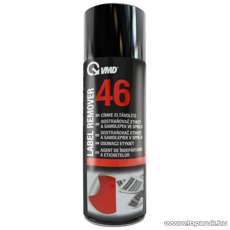VMD ITALIA Címke eltávolító, 200 ml (17246)