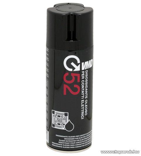 VMD ITALIA Oxidáció és szennyeződés eltávolító kontakt spray (kenő/olajos), 400 ml (17252)