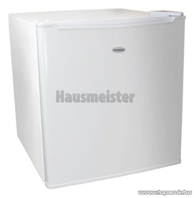 Hausmeister HM 3101 Minibár, mini hűtő fagyasztóval, 46 literes - megszűnt termék: 2013. március