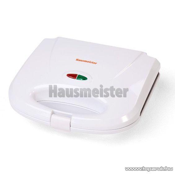 Hausmeister HM 8814 2 szeletes szendvicssütő - készlethiány