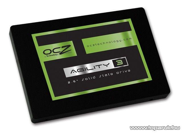 "OCZ Agility 3 SSD 60GB SATA3 2,5"" (AGT3-25SAT3-60G) - Készlethiány: 2013.03.15."