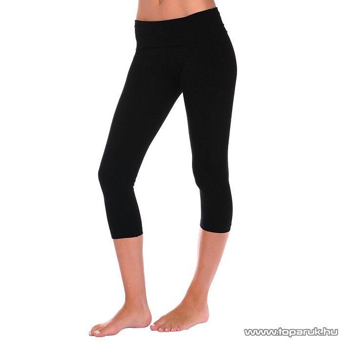 Divatos Capri leggings, S-M (57019S-M) - Megszűnt termék: 2015. Október