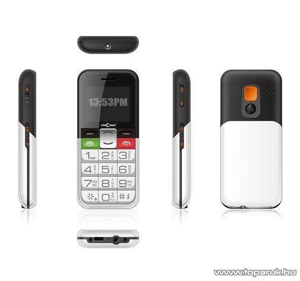 ConCorde sPhone 3100 kártyafüggetlen mobiltelefon idősek számára - megszűnt termék: 2015. február