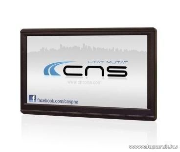 CNS Truck HD 2 PNA készülék, navigációs szoftver nélkül - készlethiány