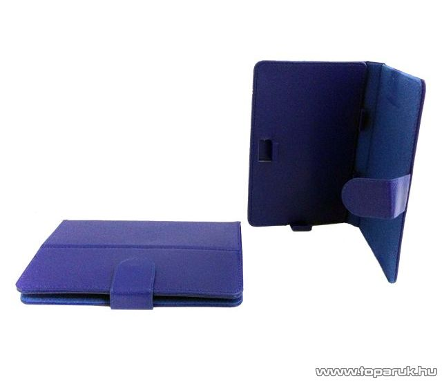 "ConCorde tab 7""-os tablet műbőr tok, kék"