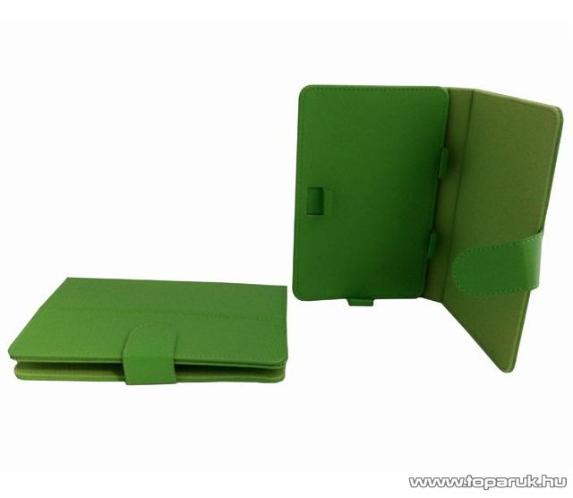 "ConCorde tab 7""-os tablet műbőr tok, zöld"