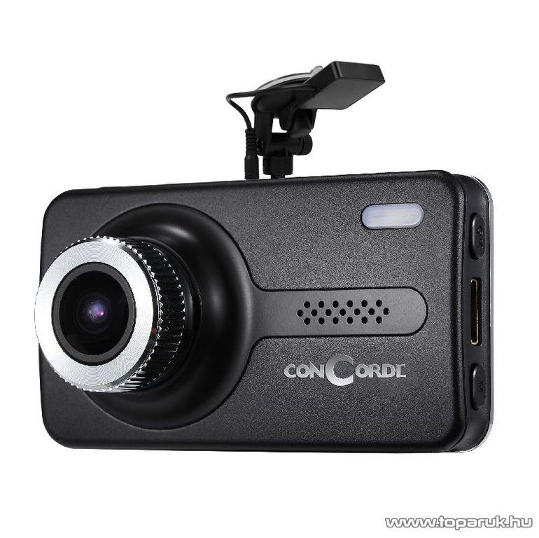 ConCorde RoadCam HD 50 GPS autós menetrögzítő kamera + GPS vevő