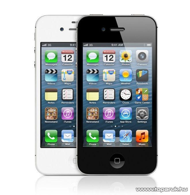Apple iPhone 5 16GB kártyafüggetlen okostelefon - készlethiány