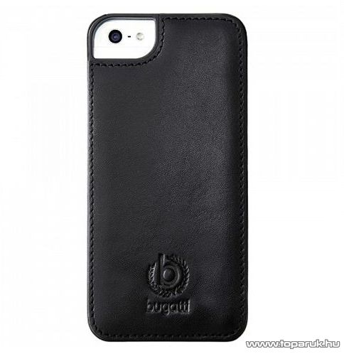 bugatti CPL-AP 08178 álló Apple iPhone 5 mobiltelefon tok, fekete