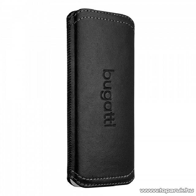 Bugatti TY-AP 08192 álló Apple iPhone 5 mobiltelefon tok, fekete