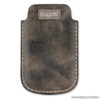 Bugatti Country Marble Grey álló mobiltelefon tok (006938)