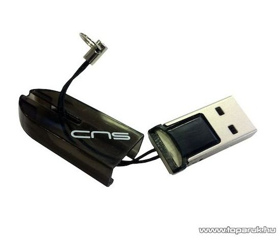 CNS kártyaolvasó, MicroSD és SD HC kártyák olvasásához