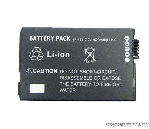 ConCorde for Canon BP315 akkumulátor